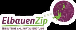 Elbauen Zip - Die Riesenseilrutsche vom Jahrtausendturm